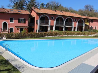 A charming nice apartment in the hills of Garda!