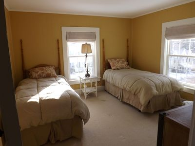 Lenox townhome rental - Bedroom 3