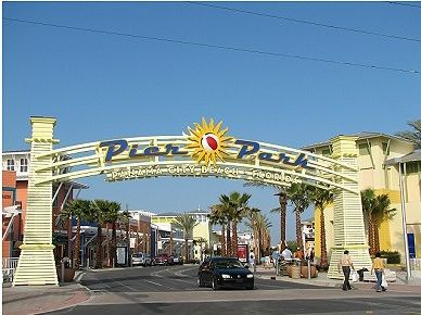 Nearby Pier Park for shopping and dining options!