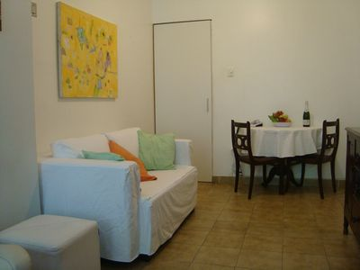 Copacabana apartment rental