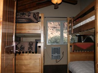 Virgin - Zion National Park estate photo - Zion Estate Bedroom 5 with 2 Bunkbeds