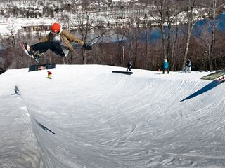 Albrightsville house photo - Snowboarding Big Boulder