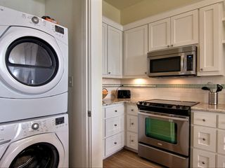 Port Aransas condo photo - Washer & Dryer