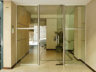 Recoleta apartment photo - modern and elegant building main entrance