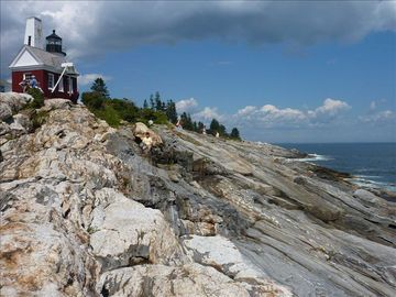 Pemaquid Lighthouse - a nice afternoon destination.