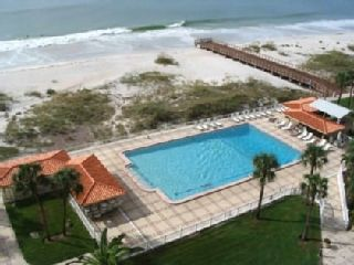 Clearwater Beach condo photo - Olympic Sized Pool right on the Beach!
