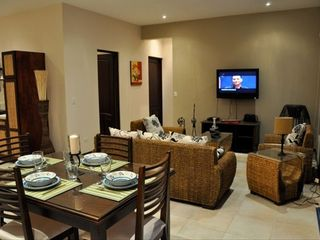 Playa del Coco condo photo - Living/Dining Area