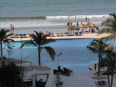 Nuevo Vallarta condo rental - Great Beach Great Pools