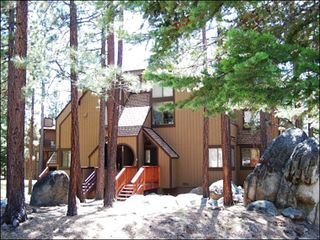 Tahoe Valley townhome photo - Beautiful Condo Nestled in Nature