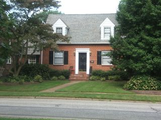 Wilmington house photo - Located on the beautiful Bancroft Parkway