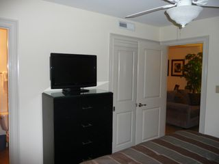 Folly Field villa photo - Master has 26' Flat Screen HDTV with DVD Player