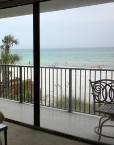 Beach View from dinning room