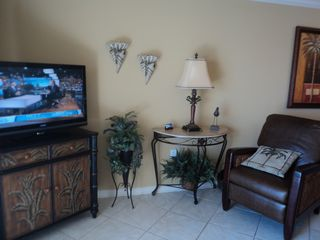 Orange Beach condo photo - LCD TV / recliner