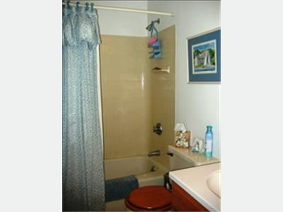 Brewster townhome rental - Bathroom