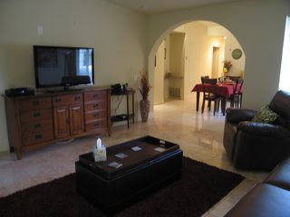 Palm Springs condo photo - Big screen HDTV, DVD, Wifi & IPOD dock