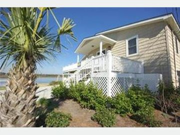 Cherry Grove Beach house rental - Exterior from Street