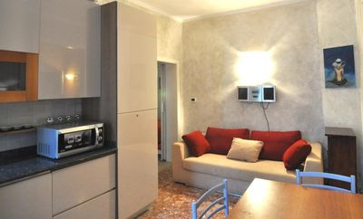 Kitchen - living area 1