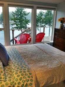 Master Bedroom - what a view!