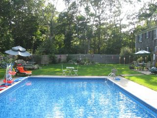 Dennis Village property rental photo - Pool
