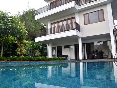 4 Bedrooms Pool Villa Dago City View