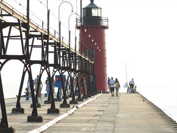 Lighthouse - South Pier