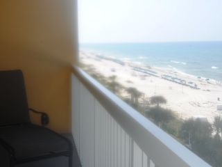 Calypso Resort condo photo - Eastern view on a foggy morning. Imagine the sunrise.The sunsets are spectacular
