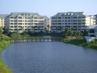 Nearly New, This Oceanfront Complex was Built from 2003-2005.