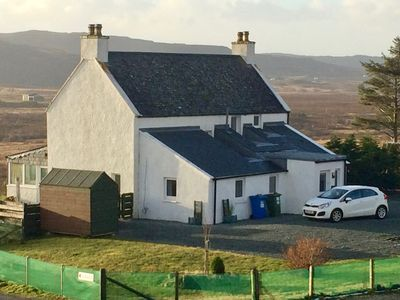 4 Bedroom Family Home Overlooking Portree