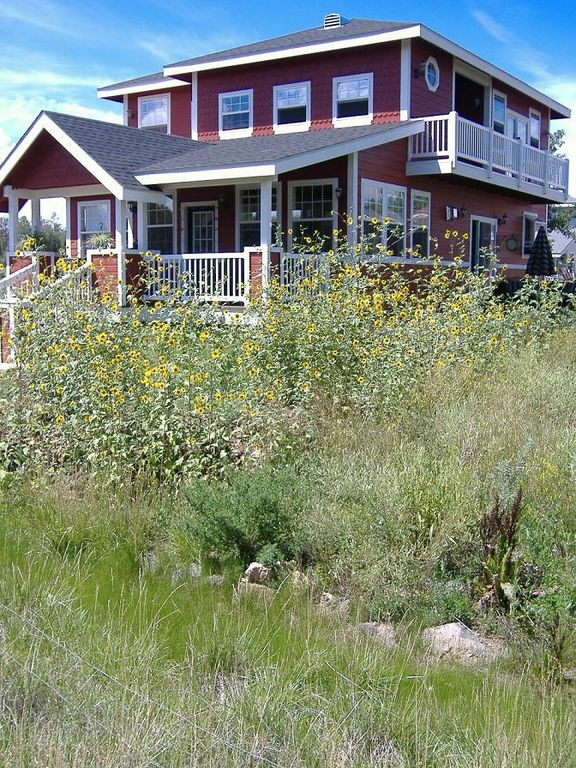 Pinetop cottage rental - summer time