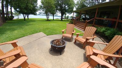 Lakehouse Retreat With Open Water And Amazing Views - Sleeps 13
