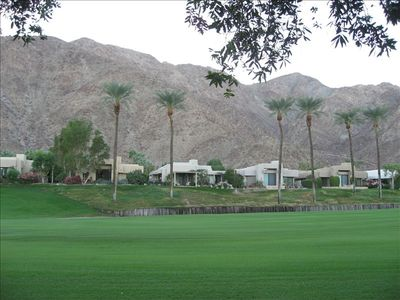View of The Mountain Golf Course and Santa Rosa Mountains