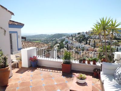 Benahavis house rental
