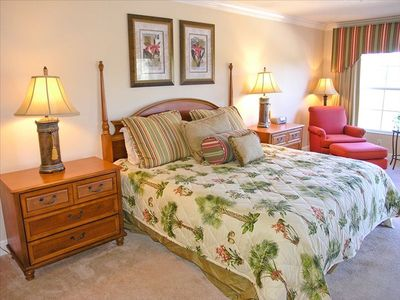 This Master Suite Is Fantastic, Has Everything You Need & Space! Cozy Too!