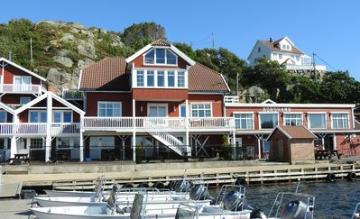 Very nice apartment for 2 people directly by the sea