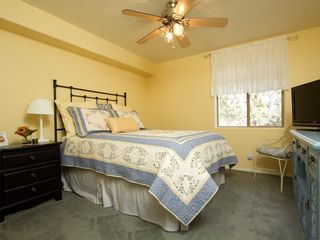 Prescott house photo - So charming country French with views of the pines and attached bath.