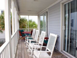 Surfside Beach house photo - Porch