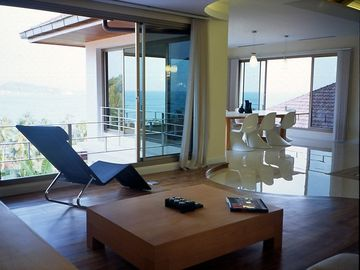 Cape Panwa apartment rental - Amazing 180º views out across the bay