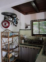 Montezuma bungalow photo - Kitchenette