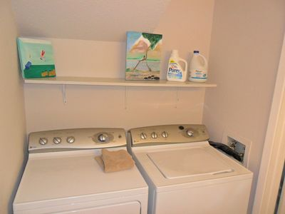 Austin townhome rental - Personal Washer and Dryer