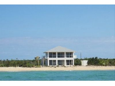 Beachfront home rental