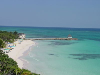 Silver Sands Jamaica villa rental - Beach View