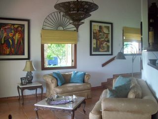 Rio Mar villa photo - Living Room