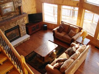 Lake Wallenpaupack house photo - Great Room
