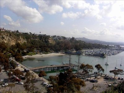 Beautiful Dana Point Harbor