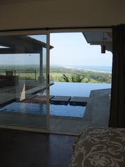 Playa Hermosa estate photo - View From Poolside Master Suite