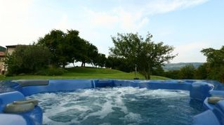 Verona City house photo - our panoramic hydrospa mini pool