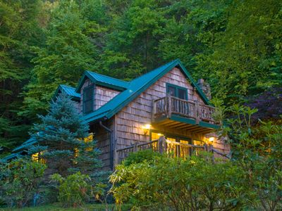 Beautiful Streamside Home