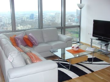 Canary Wharf and Docklands apartment rental