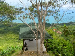 Take a hike on our newly built trail and enjoy the breeze at the Mirador