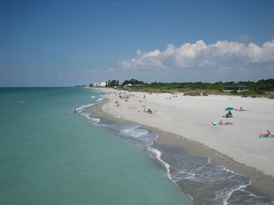 These Gulf Beaches are only less than 1 mile away from our condo!!!